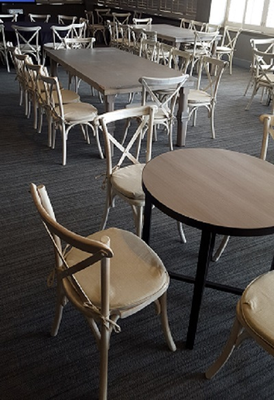 Marche Lime Wash Chairs