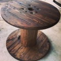 Rental store for TABLE, SPOOL, SOLID WOOD ASST. SIZES in New Orleans LA