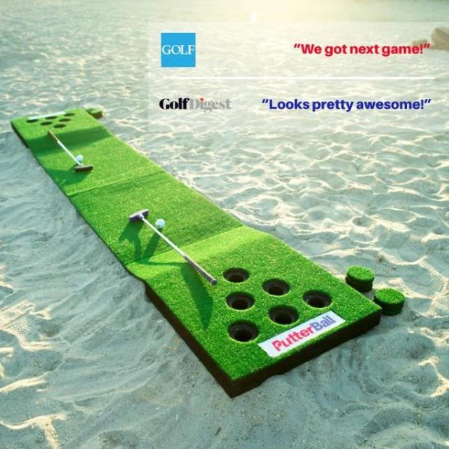 Where to find PUTTER BALL GOLF GAME in New Orleans