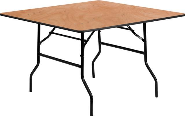 Rent Table, Square