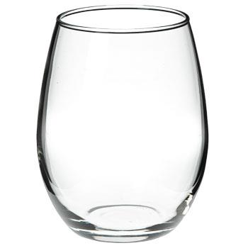 Rent Glassware, Stemless
